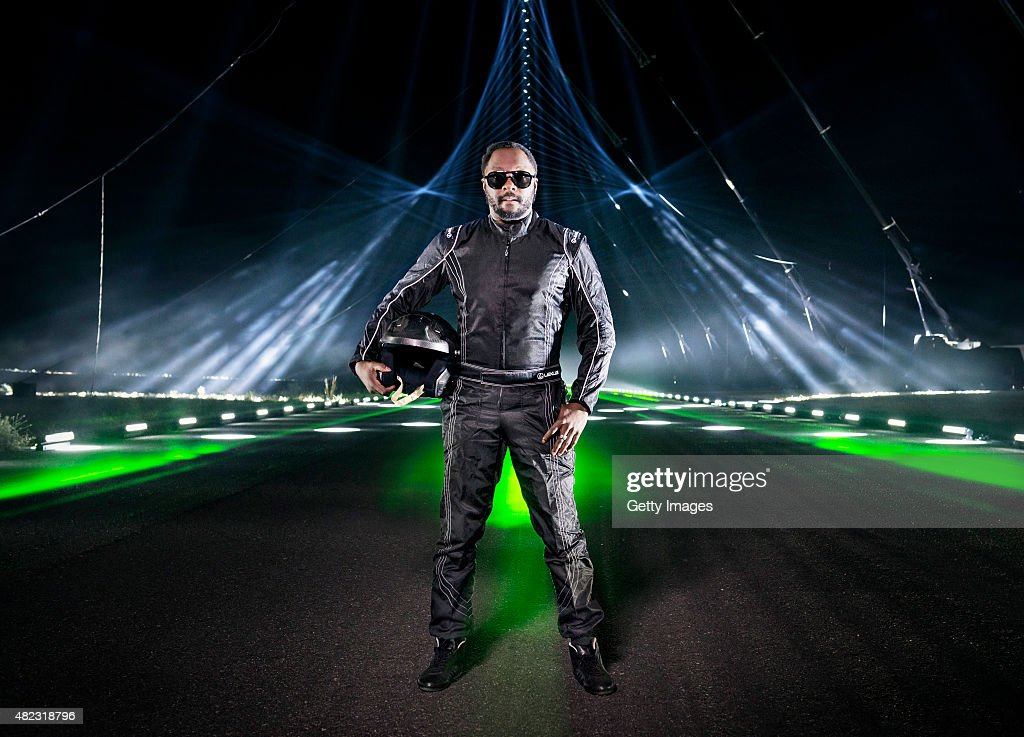Making of Lexus #NXontrack Film With will.i.am