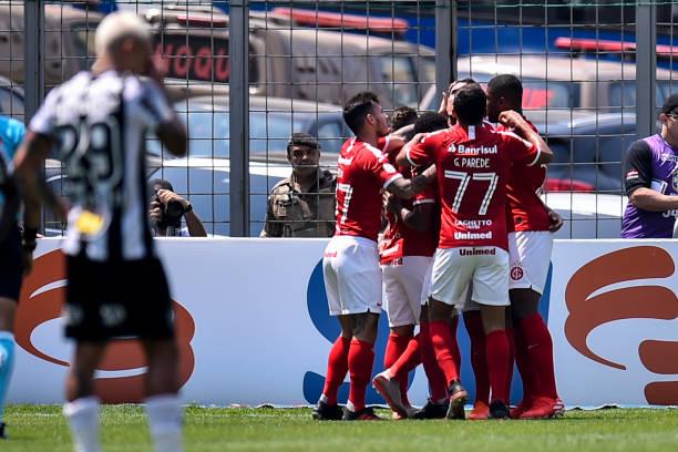 BRA: Atletico MG v Internacional - Brasileirao Series A 2019