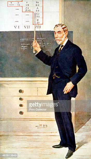 William Ramsay Scottish chemist 1908 Ramsay discovered four of the inert gases Neon Argon Krypton and Xenon for which he won the the Nobel prize for...