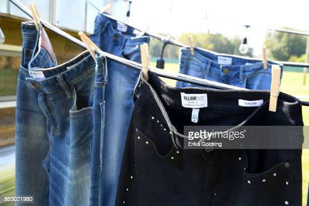 William Rast jeans on display at Pilgrimage Music Cultural Festival on September 24 2017 in Franklin Tennessee