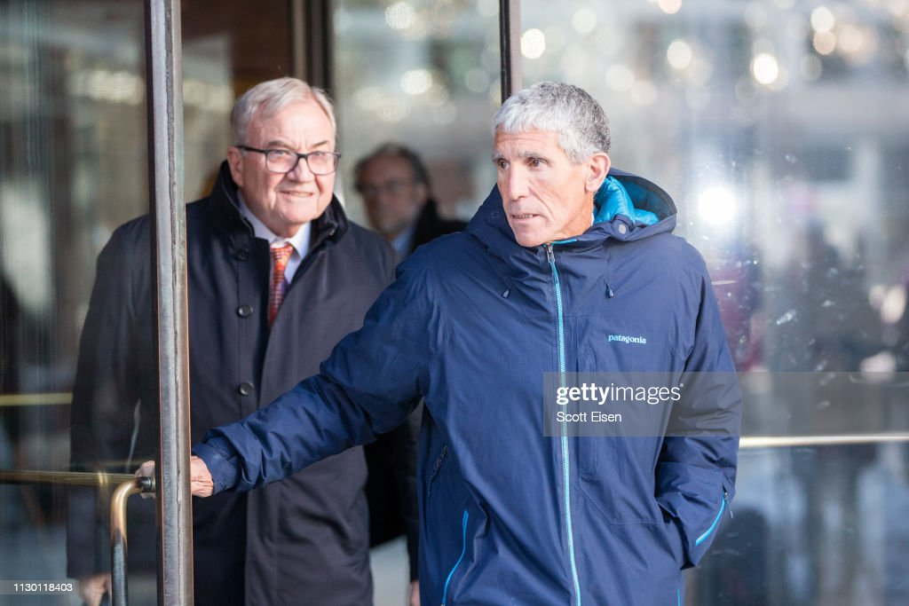 """College Prep Chief William """"Rick"""" Singer Charged In College Admissions Fraud Scheme : News Photo"""