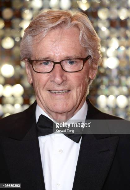 William Roache attends the British Soap Awards held at the Hackney Empire on May 24 2014 in London England