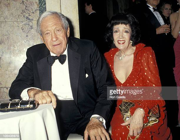 William S Paley and Paige Morton Black during The Fragrance Ball at Waldorf Astoria in New York City New York United States