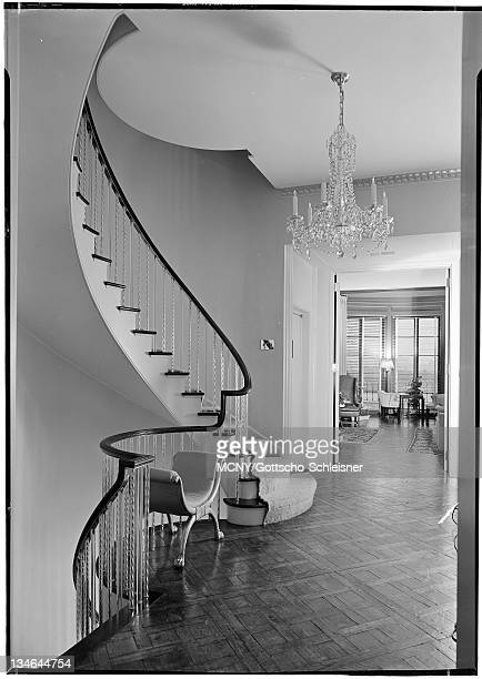 William S Paley residence 29 Beekman Place