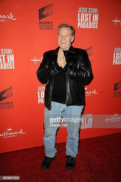 """William Sadler attends """"Jesse Stone: Lost In Paradise"""" New York premiere at Roxy Hotel on October 14, 2015 in New York City."""