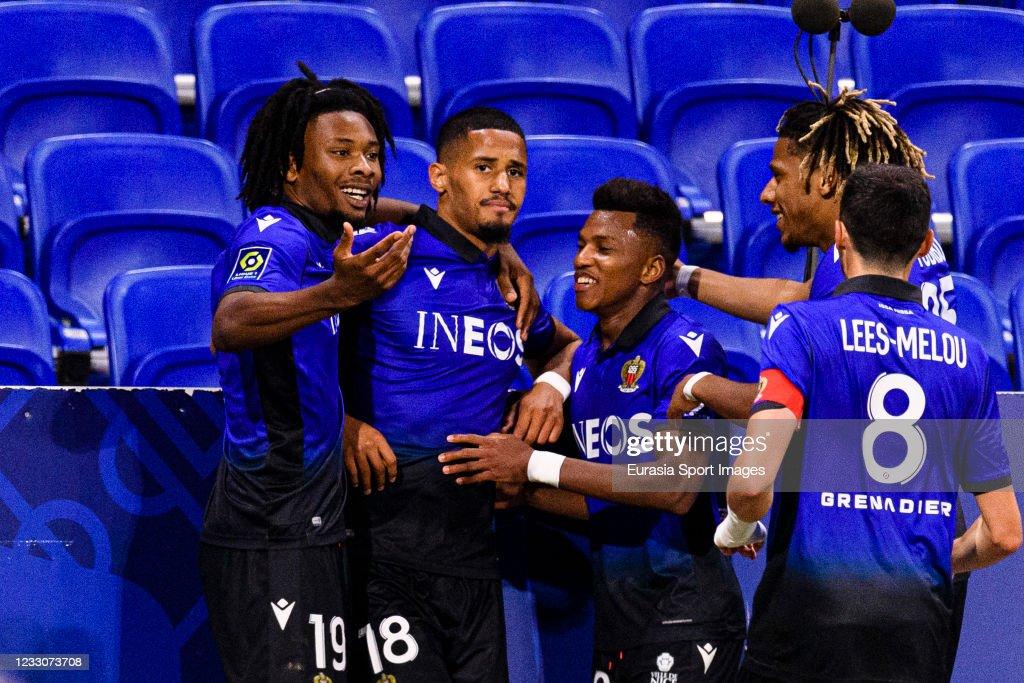 Olympique Lyon v OGC Nice - Ligue 1 : News Photo