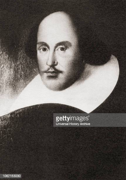 William Shakespeare 1564 1616 English poet playwright and actor Known as the Ely Palace portrait as it belonged to Thomas Turton Bishop of Ely up to...