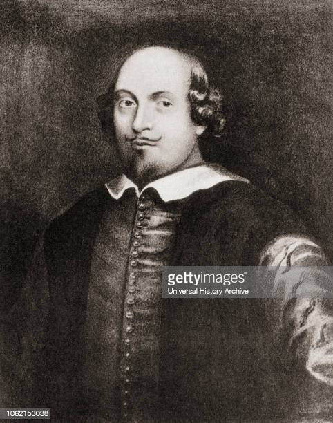 William Shakespeare 1564 1616 English poet playwright and actor The Stratford portrait From Shakespeare The Player published 1916