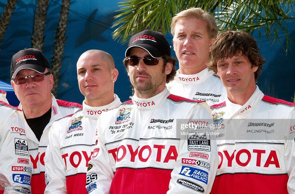 Toyota Pro/Celebrity Long Beach Grand Prix Race - Celebrity Race Day
