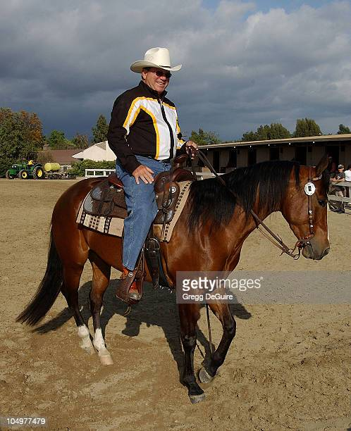 William Shatner during 12th Annual Hollywood Charity Horse Show Hosted By William Shatner at Los Angeles Equestrian Center in Burbank, California,...