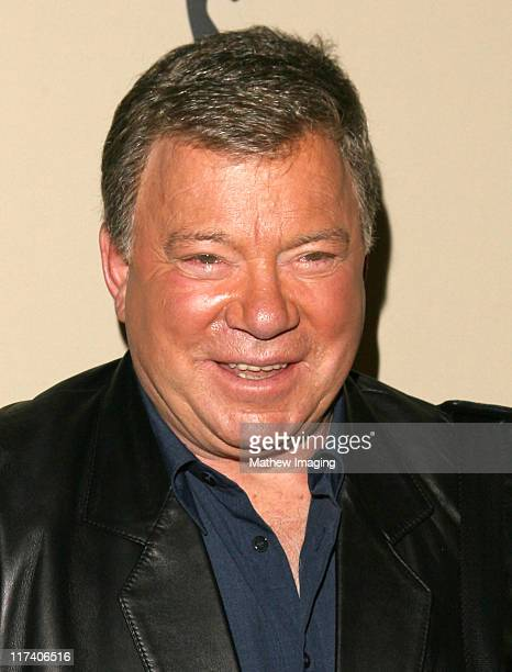 """William Shatner during Academy of Television Arts & Sciences: An Evening with """"Boston Legal"""" at Leonard H. Goldenson Theater in North Hollywood,..."""