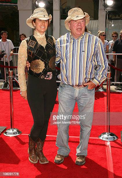 William Shatner during Dreamworks' Over The Hedge Los Angeles Premiere Arrivals at Mann Village Theatre in Westwood California United States