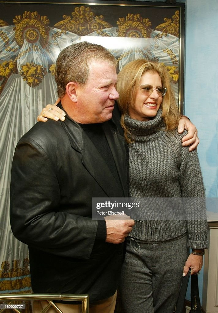 William Shatner , Ehefrau Elizabeth, 10. Geburtstag TV-Sender