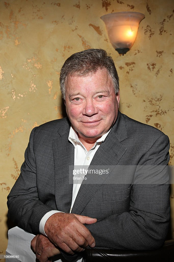 William Shatner Hosts Gifting  Ceremony For Hollywood Charity Horse Show