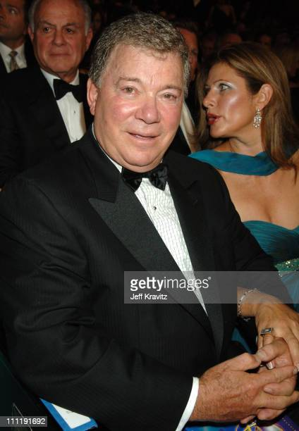 William Shatner nominee Outstanding Supporting Actor in a Drama Series for Boston Legal **EXCLUSIVE**