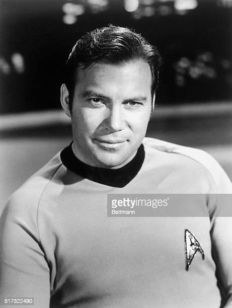 William Shatner portrays Captain James T Kirk captain of the starship Enterprise on the TV series Star Trek After becoming more popular in reruns...