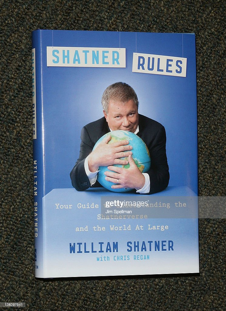 shatner rules shatner william