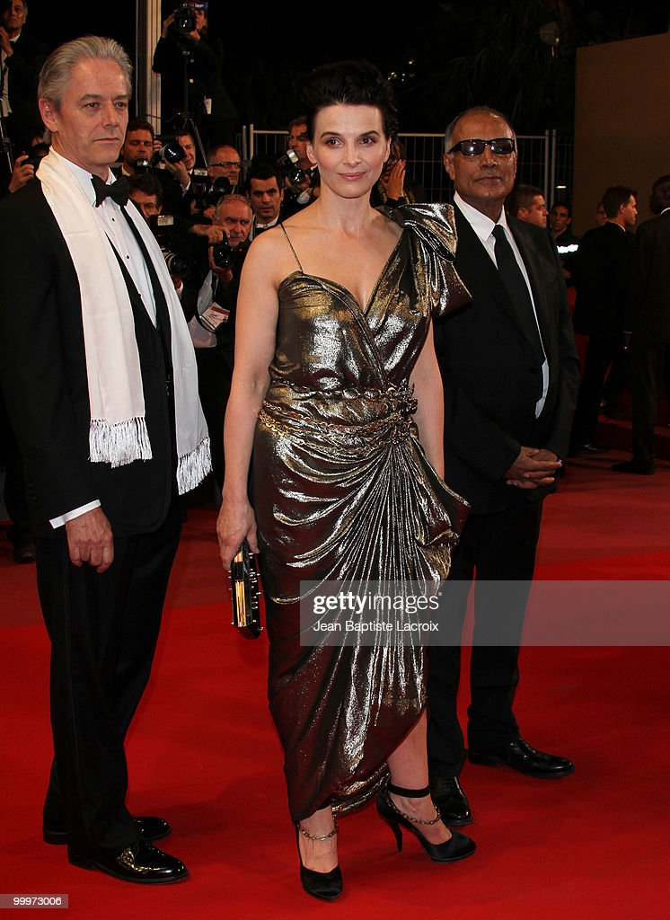 "63rd Annual Cannes Film Festival - ""Certified Copy"" Premiere"