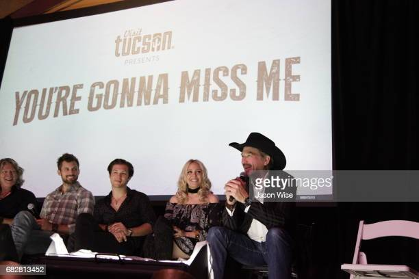 William Shockley Justin Deeley Leo Howard Eden XO and Kix Brooks attend 'You're Gonna Miss Me' premiere sponsored by Visit Tucson on May 13 2017 in...