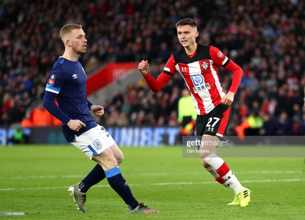 Southampton FC v Huddersfield Town - FA Cup Third Round : ニュース写真