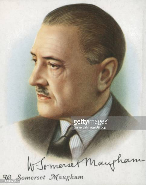 William Somerset Maugham English author of novels plays and short stories He qualified as a physician at St Thomas's Hospital London in 1897 and...
