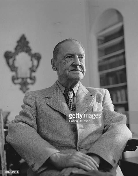 William Somerset Maugham the writer who was a modern master of the short story His novels include Liza of Lambeth Of Human Bondage and Cakes Ale