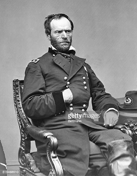 William T Sherman was a prominent general of the Union Army during the Civil War