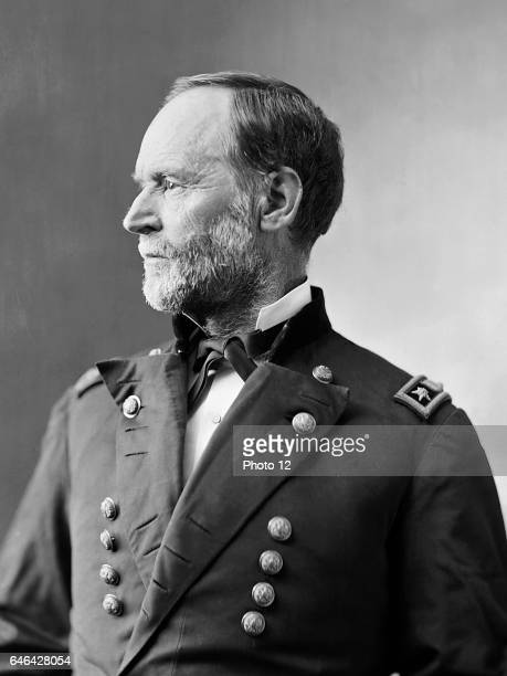 William Tecumseh Sherman American soldier and businessman During the American Civil War he served as a General in the Union army Outstanding...