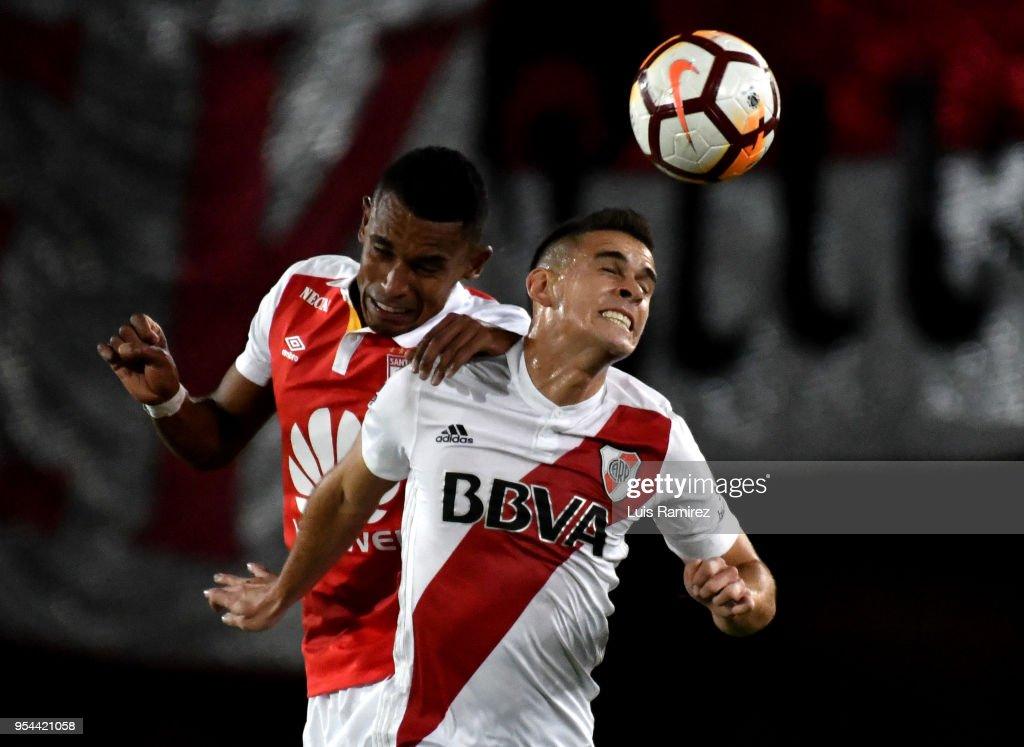 Independiente Santa Fe v River Plate   - Copa CONMEBOL Libertadores 2018