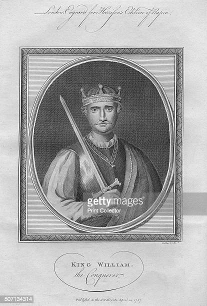 William the Conqueror 1787 From Harrison's Edition of Rapin's History of England by Paul Rapin de Thoyras [John Harrison London 1787] Artist Anon