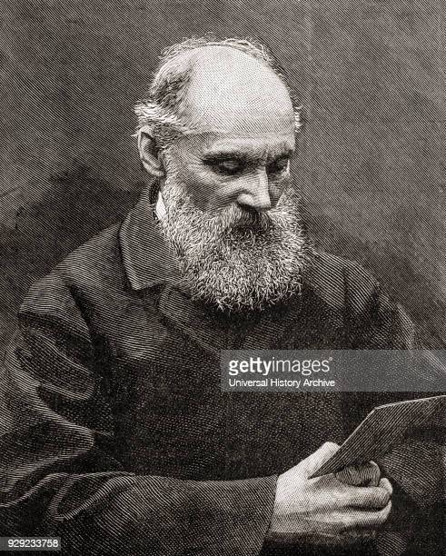 William Thomson 1st Baron Kelvin 1824 – 1907 Belfast born mathematical physicist and engineer From The Century Edition of Cassell's History of...