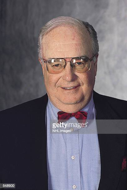 William Torrey President Governor and General Manager of the Florida Panthers poses for a portrait in Sunrise Florida DIGITAL IMAGE Mandatory Credit...