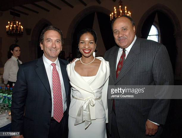 William Wachtel Andrea Waters and Martin Luther King III