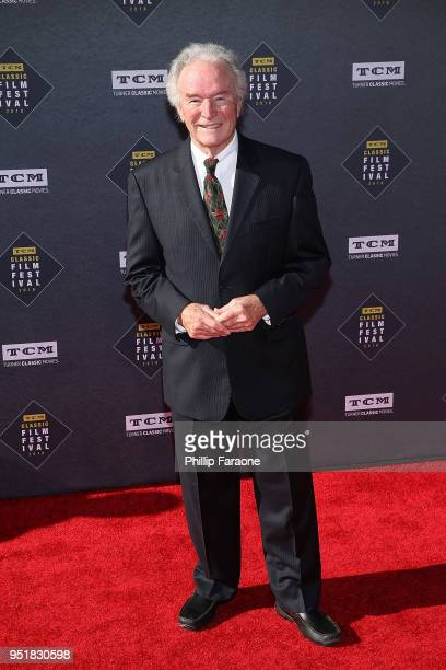 William Wellman Jr attends the 2018 TCM Classic Film Festival Opening Night Gala 50th Anniversary World Premiere Restoration of The Producers at TCL...