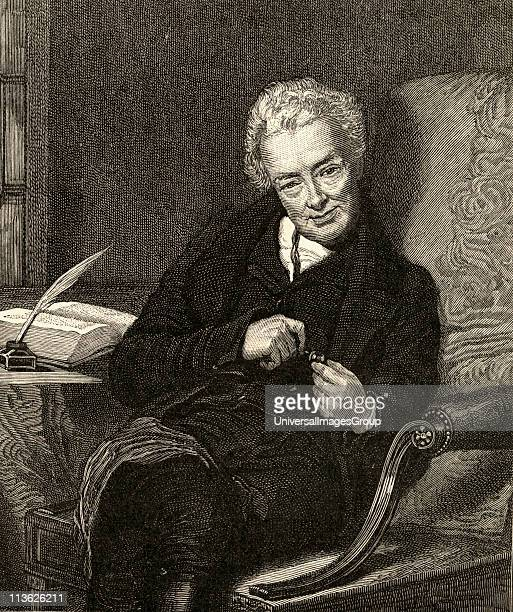 William Wilberforce, 1759-1833. British politician and philanthropist. From the painting by George Richmond.