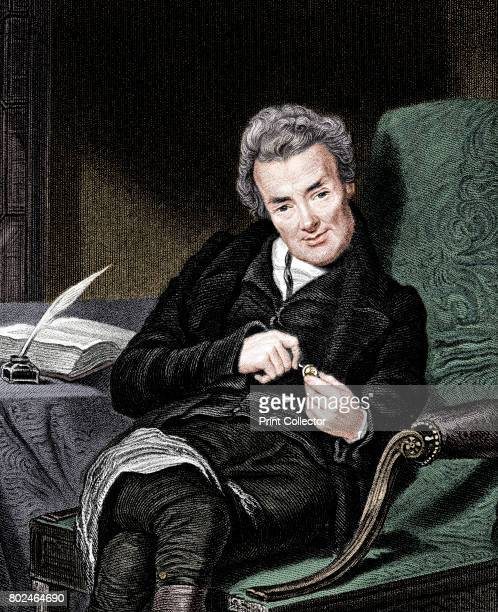 William Wilberforce , English philanthropist. Prominent in the struggle to abolish slavery. . Artist Unknown..