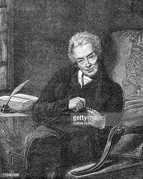 William Wilberforce - portrait after George Richmond. British politician, philanthropist and a leader of the movement to abolish the slave trade: 24...
