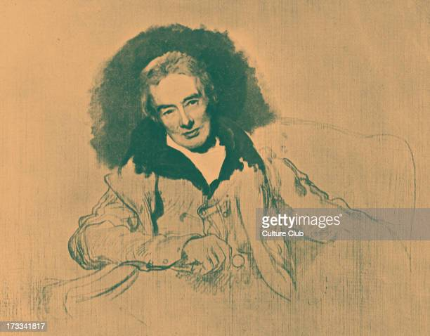 William Wilberforce portrait. British politician, philanthropist, leader of the movement to abolish the slave trade . 24 August 1759 – 29 July 1833