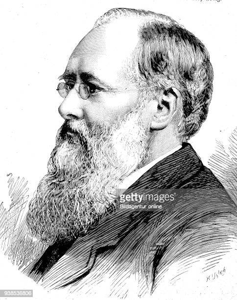 William Wilkie Collins, 8 January 1824 - 23 September 1889, was an English novelist, playwright, and short story writer, hictorical illustration from...