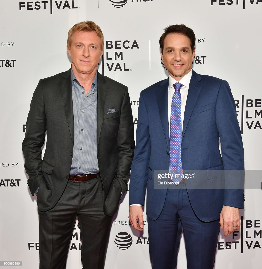 """Cobra Kai"" Tribeca TV - 2018 Tribeca Film Festival"