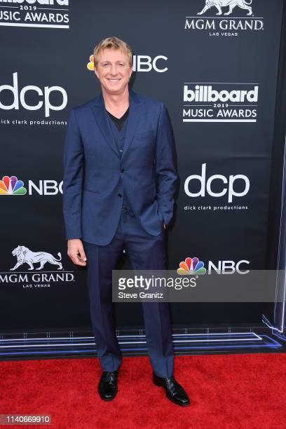 William Zabka attends the 2019 Billboard Music Awards at MGM Grand Garden Arena on May 1, 2019 in Las Vegas, Nevada.