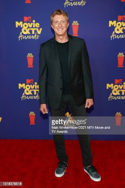 William Zabka attends the 2021 MTV Movie & TV Awards at the Hollywood Palladium on May 16, 2021 in Los Angeles, California.