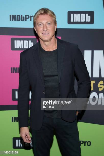 William Zabka attends the #IMDboat at San Diego Comic-Con 2019: Day Two at the IMDb Yacht on July 19, 2019 in San Diego, California.