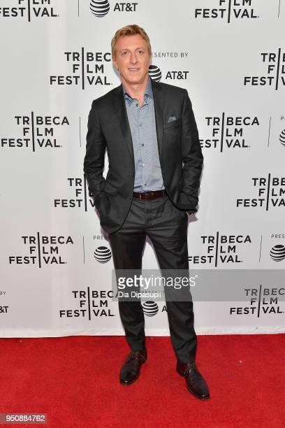 "William Zabka attends the screening of ""Cobra Kai"" during the 2018 Tribeca Film Festival at SVA Theatre on April 24, 2018 in New York City."