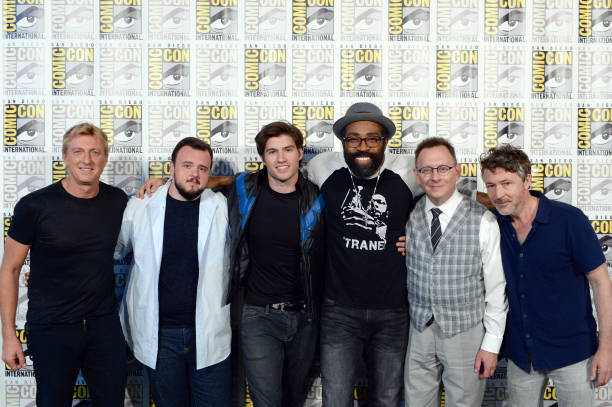 """CA: Entertainment Weekly's """"Brave Warriors"""" Panel At San Diego Comic-Con 2019"""