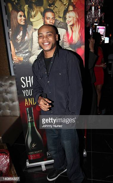 Williams attends the Remy Martin V.S.O.P Ringleader event at Son Cubano on March 6, 2012 in New York City.