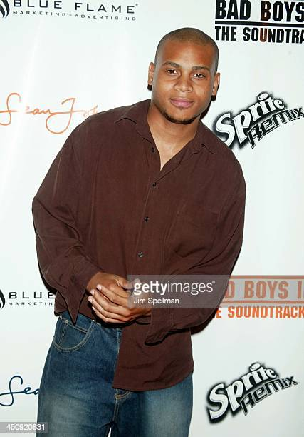 Williams during Bad Boys 2 Premiere After Party Sponsored By Sprite Remix at The Supper Club in New York, New York, United States.