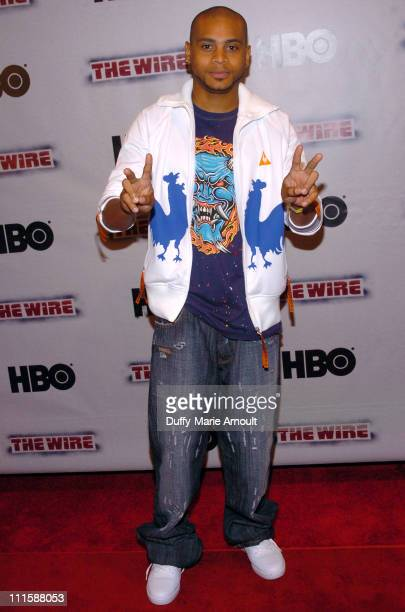 """Williams during HBO's """"The Wire"""" New York Premiere -September 7, 2006 at Chelsea West Cinema in New York City, New York, United States."""