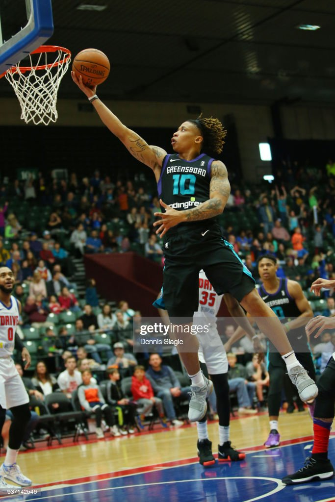 Greensboro Swarm v Grand Rapids Drive