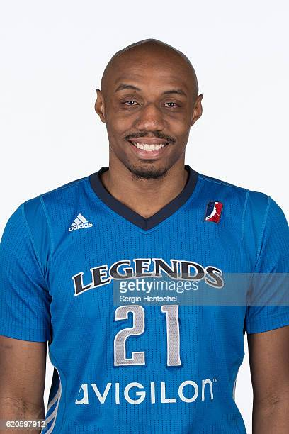 Williams of the Texas Legends poses for a head shot during media day for the NBA DLeague on November 1 2016 at the Dr Pepper Arena in Frisco Texas...
